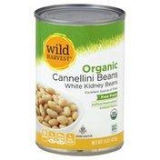 Wild Harvest Cannellini Beans, Organic