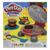 Play-Doh Kitchen Creation Burger Barbecue