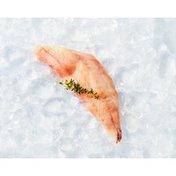 Fresh Wild Rockfish Fillet