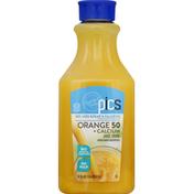 PICS Juice Drink, Orange 50 + Calcium, No Pulp