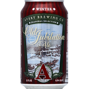 Avery Brewing Co Beer, Old Jubilation Ale