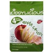 Kiddylicious Apple Crisps, Bag