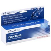 Equaline Pain Relieving Cream, Cool Heat, Extra Strength