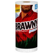 Brawny 2-Ply Pick-A-Size Large Paper Towel Rolls