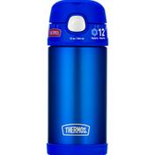 Thermos Bottle, 12 Ounces