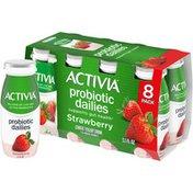 Activia Probiotic Dailies Strawberry Yogurt Drink