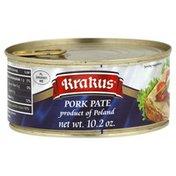 Krakus Pate, Pork