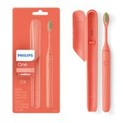 Philips One by Sonicare Battery Toothbrush, Miami Coral, HY1100/01
