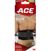 Ace Bakery Back Brace, Adjustable