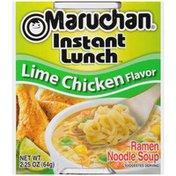 Maruchan Instant Lunch Lime Chicken Ramen Nooles
