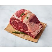 Bone-In Beef Rib Roast