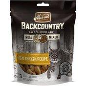 Merrick Backcountry  Grain Free Freeze Dried Chicken Mixer Cat Food