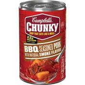 Campbell's® Chunky® BBQ Seasoned Pork Soup