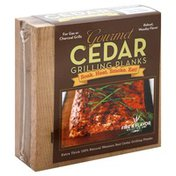 Fire & Flavor Grilling Grilling Planks, Cedar, Extra Thick
