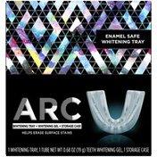 Arc Whitening Kit, Whitening Tray + Whitening Gel, + Storage Case