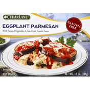 Cedarlane Foods Eggplant Parmesan, Gluten Free