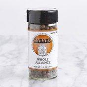 Zabar's Whole Allspice
