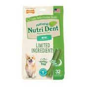 Nylabone Mini Fresh Dental Dog Chews