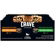 Sheba Crave Perfect Portions Chicken and Turkey Cat Food