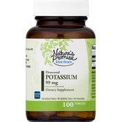 Nature's Promise Free From Potassium 99Mg
