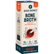 Bare Bones Beef Bone Broth Instant Beverage Mix