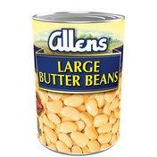 Allen's Large Butter beans