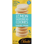 Pamela's Cookies, Shortbread, Lemon