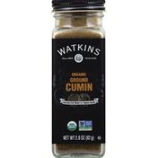 Watkins Cumin, Organic, Ground