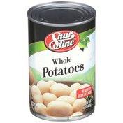 Shurfine Fancy Whole White Potatoes
