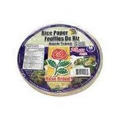 Rose Brand Rice Paper Box