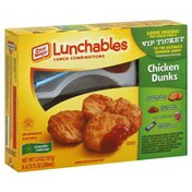 Lunchables Lunch Combinations, Chicken Dunk