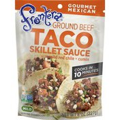 Frontera Ground Beef Taco Skillet Sauce