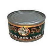 Oregon's Choice Gourmet Smoked Pacific Oysters