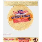 Don Pancho Street Tacos Golden Blend Tortillas