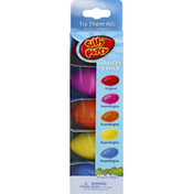 Silly Putty 4+, Variety 5 Pack
