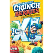 Cap'N Crunch Crunch Berries XL Cereal