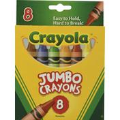 Crayola Crayons, Jumbo