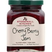 Stonewall Kitchen Cherry Berry Jam