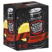 Mikes Malt Beverage, Premium, Harder Cranberry Lemonade