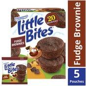 Entenmann's Entenmann's Little Bites Fudge Brownies