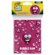 Crayola Note Pad, Bubble Gum Scented