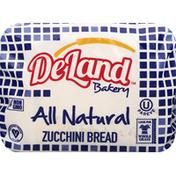 DeLand Bakery Bread, Zucchini