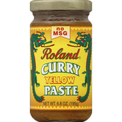 Roland Foods Curry Paste, Yellow