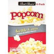 Best Choice Microwave Kettle Corn
