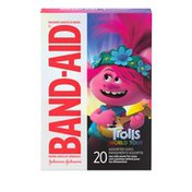 Band-Aid Brand Trolls, Assorted Sizes