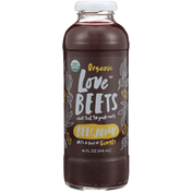 Love Beets Organic Beet Juice with a Hint of Ginger