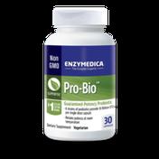 Enzymedica Dietary Supplement, Pro-Bio, Capsules, Bottle