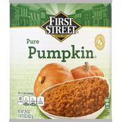 First Street Pumpkin, Pure