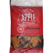 Traeger Hardwood Pellets, Premium, Apple