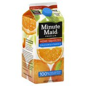 Minute Maid Orange Juice, 100% Pure, Home Squeezed Style, High Pulp
